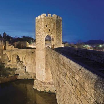 Mittelalterliche Städte und Dörfer