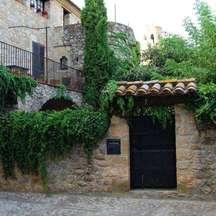 Village door