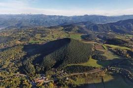 Vulkangebiet der Garrotxa