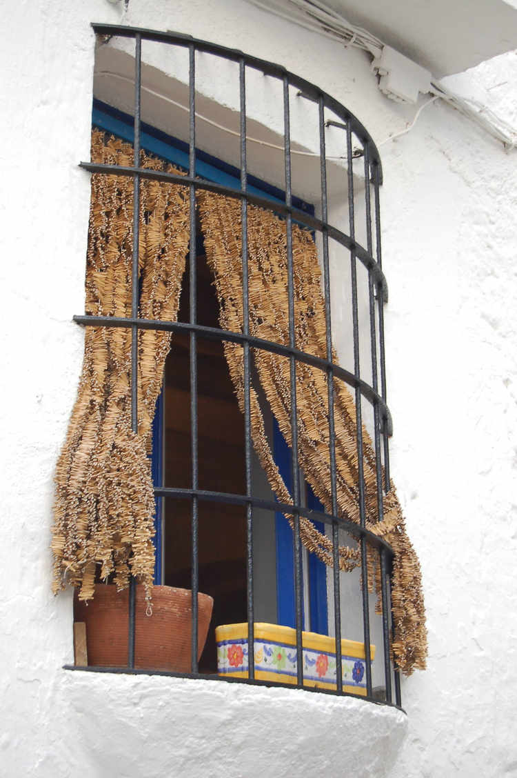 A window in Cadaques