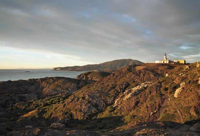 Cap de Creus - the lighthouse