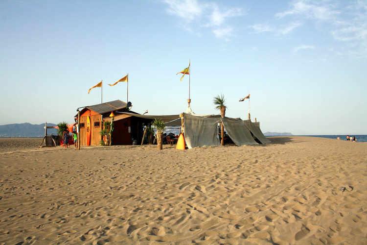 Sant Pere Pescador - beach bar