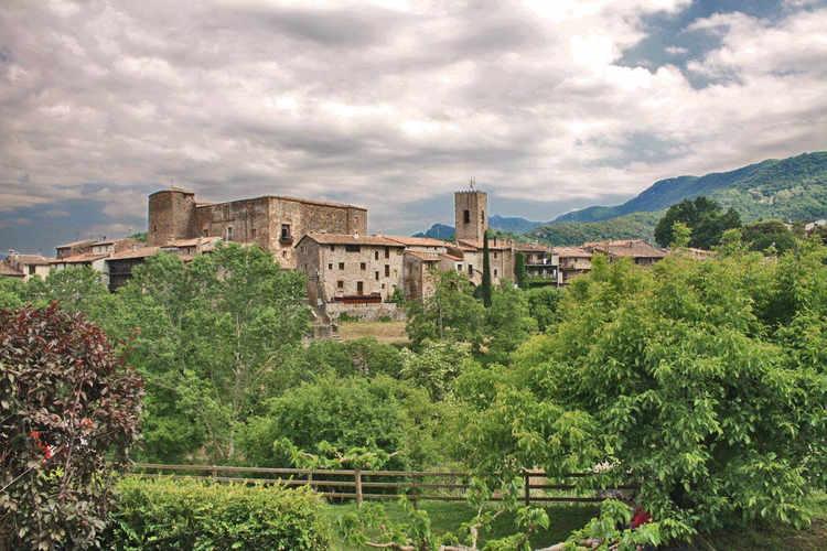Pueblos de la Garrotxa