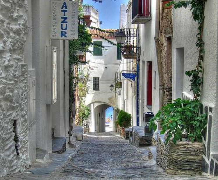 Calles de Cadaques