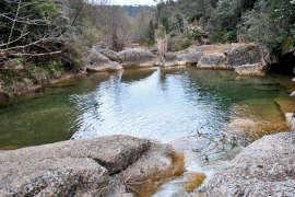 Río Manol en Llado