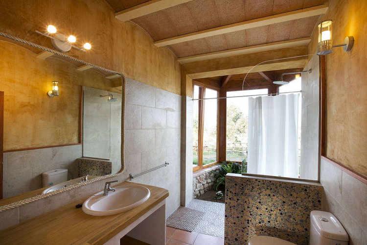 El baño Costa Brava