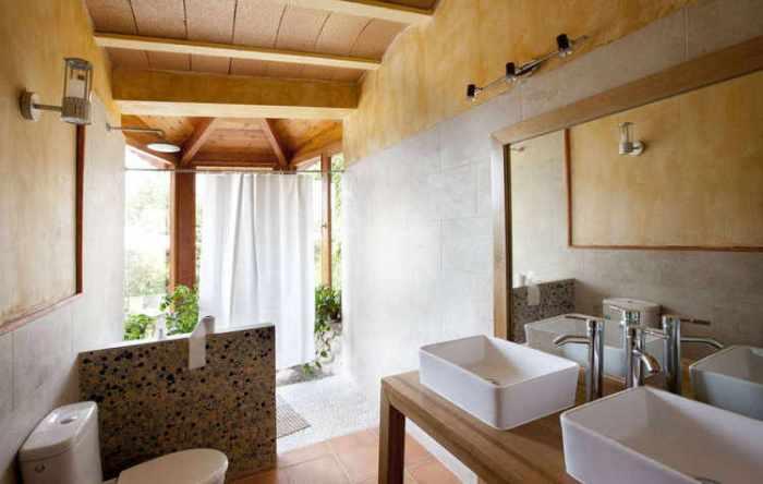 El baño Canigo