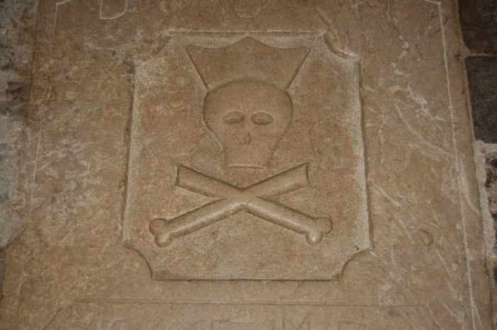 Un símbol en pedra