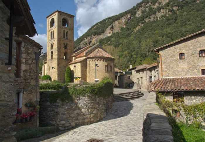 El camí a l'Església