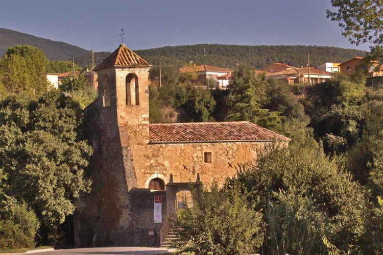 Una església