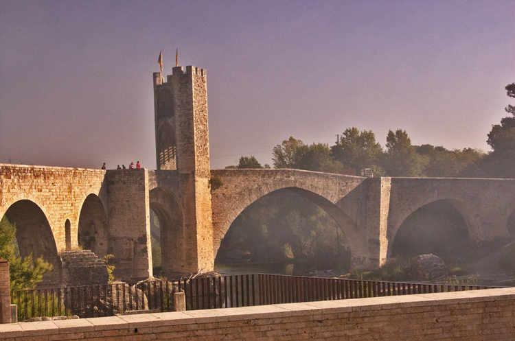 El pont medieval
