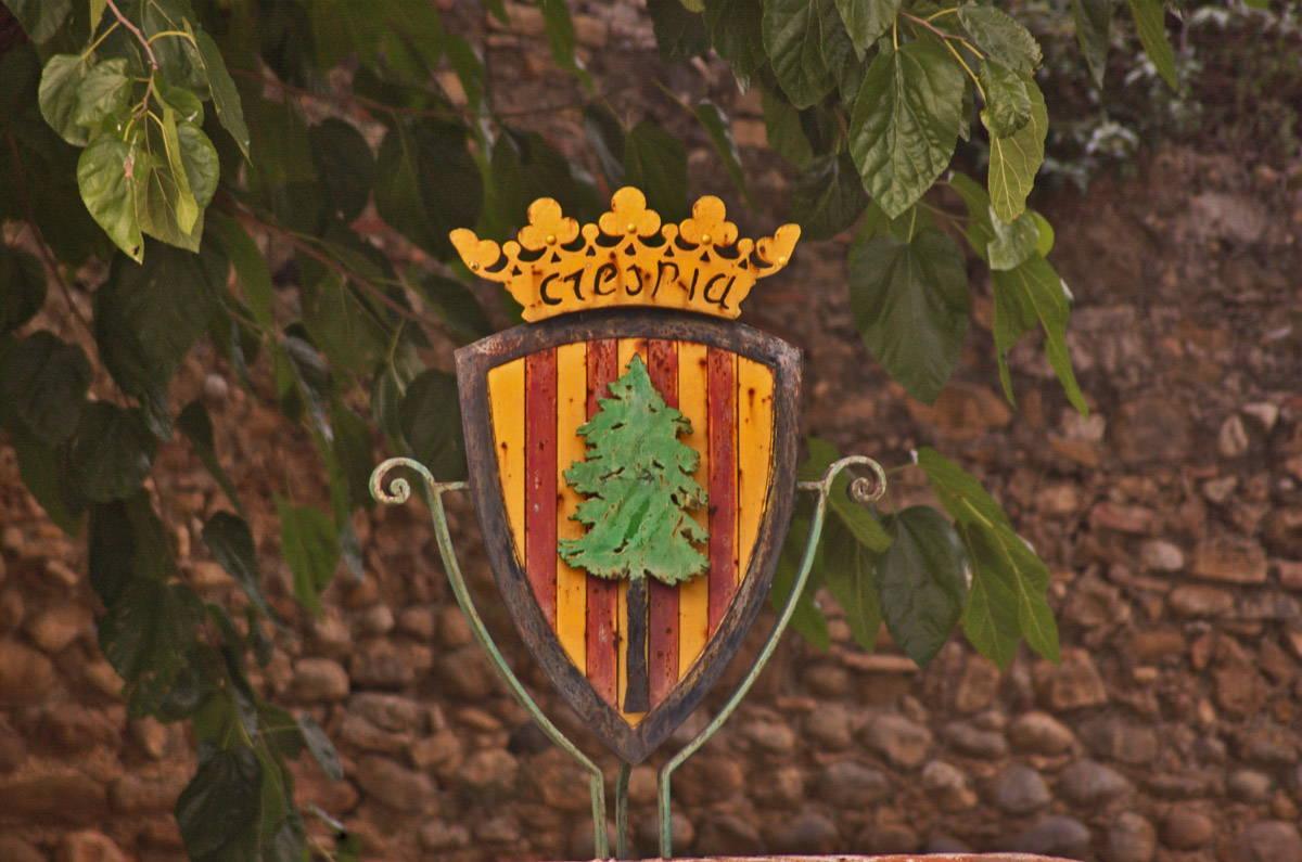 L'escut del poble
