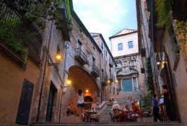 Barri jueu del casc antic de Girona