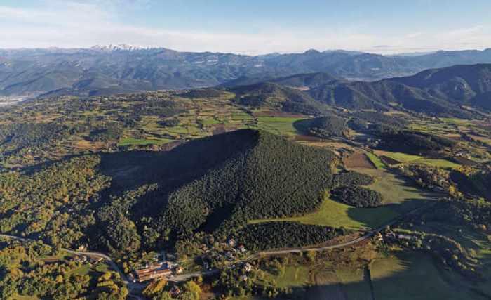 Volcans Garrotxa